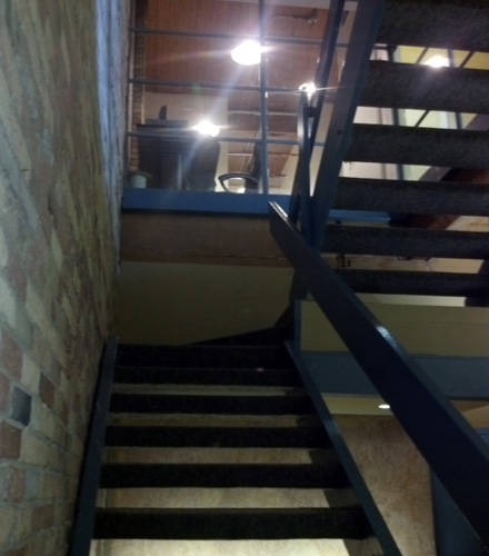 4th Floor Staircase